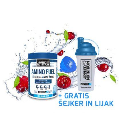 Amino Fuel + gratis shaker + funnel napis