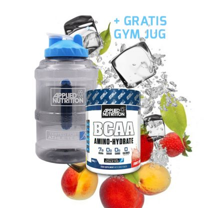 BCAA Amino Hydrate + Jug sadje in GRATIS