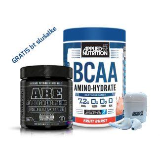 Akcija BCAA/ABE gratis bt slušalke