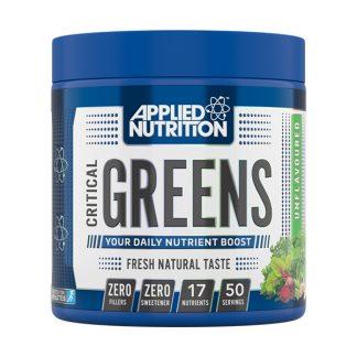 critical greens